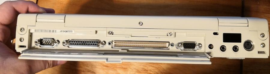 Ноутбук Compaq LTE 5000, часть первая — знакомство - 9