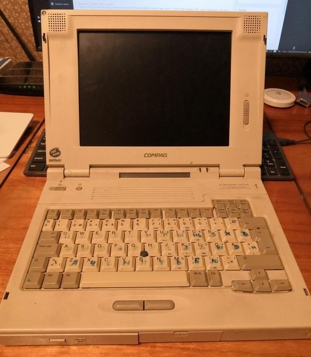 Ноутбук Compaq LTE 5000, часть вторая — про недостатки и их лечение - 11