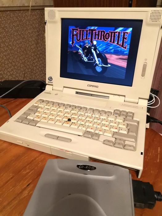 Ноутбук Compaq LTE 5000, часть вторая — про недостатки и их лечение - 15