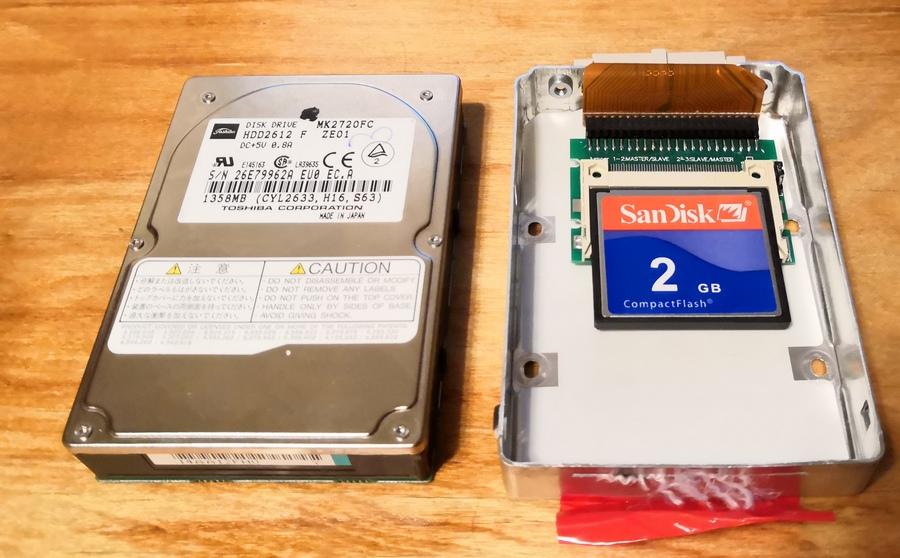 Ноутбук Compaq LTE 5000, часть вторая — про недостатки и их лечение - 19