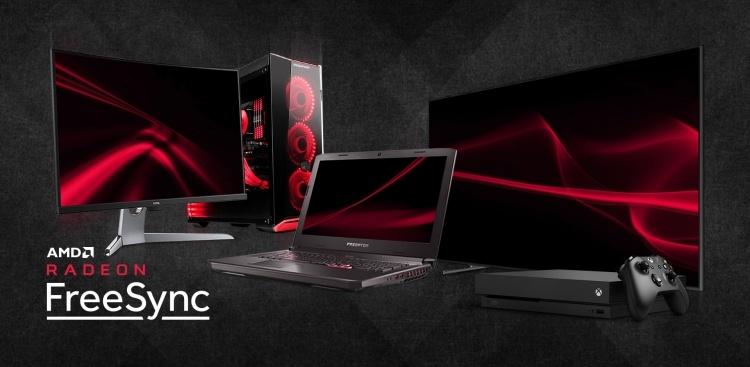 AMD намерена активнее продвигать FreeSync 2 HDR, в том числе в рознице