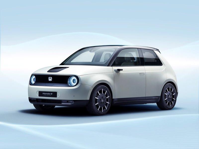 Honda рассказала о городском электрокаре e Prototype - 2