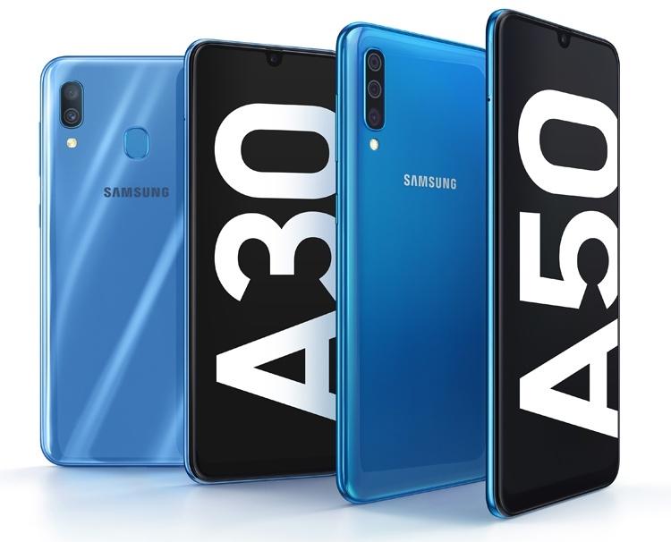 Смартфон-середнячок Samsung Galaxy A40 обойдётся в 250 евро