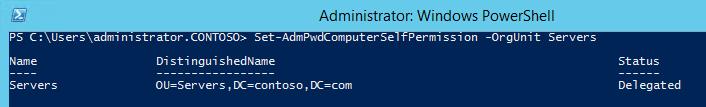 Управляем паролем локального администратора с помощью LAPS - 10