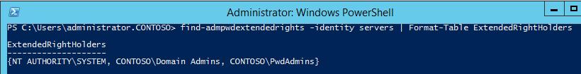 Управляем паролем локального администратора с помощью LAPS - 6
