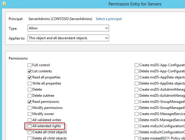 Управляем паролем локального администратора с помощью LAPS - 7