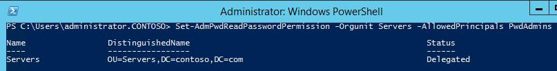 Управляем паролем локального администратора с помощью LAPS - 8