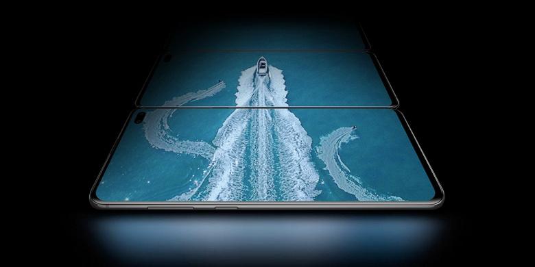 Более дюжины рекордов. DisplayMate объявила экран Samsung Galaxy S10 лучшим среди смартфонов в истории