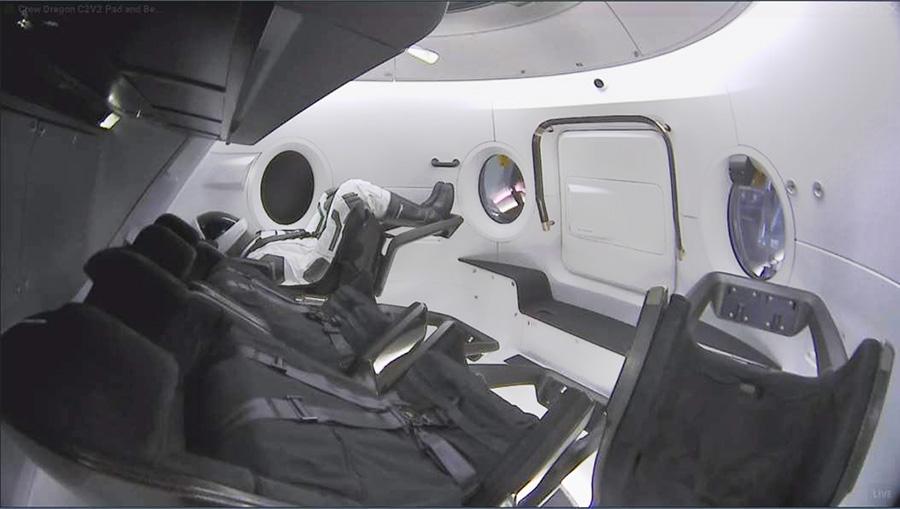 Чем светит Crew Dragon Роскосмосу - 5