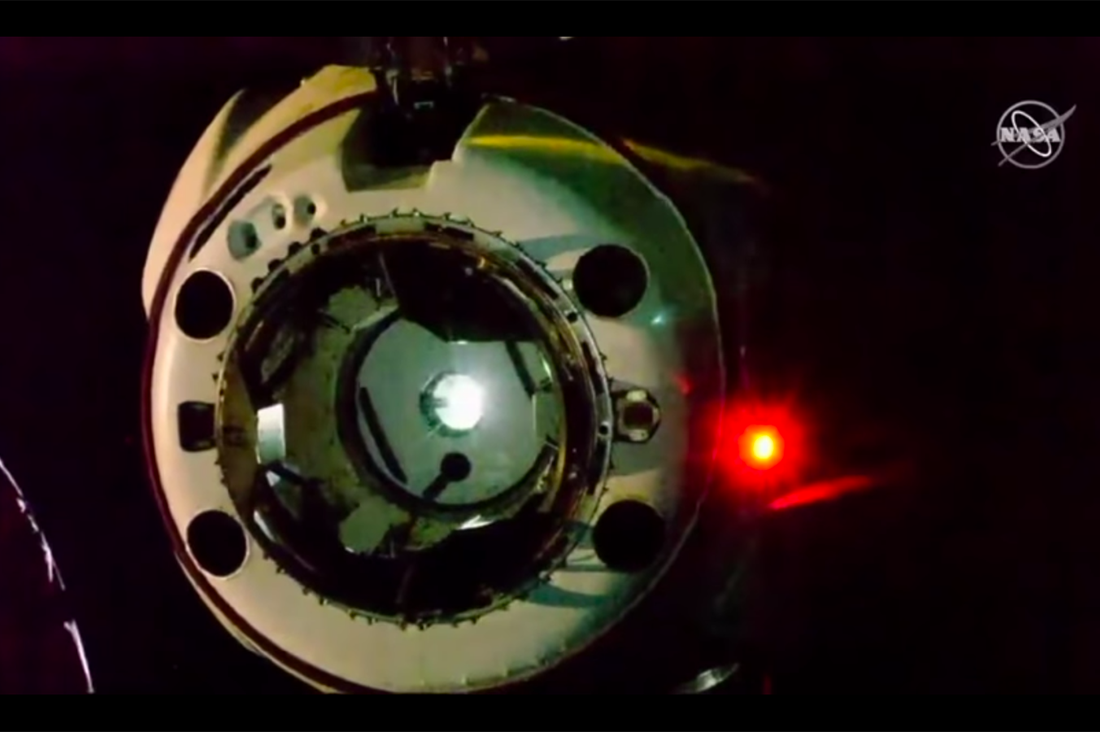 Чем светит Crew Dragon Роскосмосу - 1