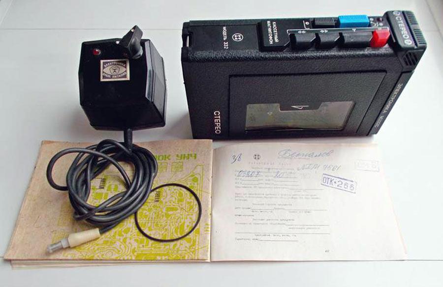История советских кассетников (часть вторая): бум Walkman`ов, гаджет для КГБ и магнитофоны-конструкторы - 18