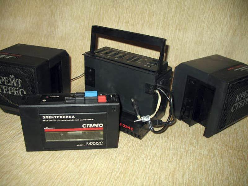 История советских кассетников (часть вторая): бум Walkman`ов, гаджет для КГБ и магнитофоны-конструкторы - 20