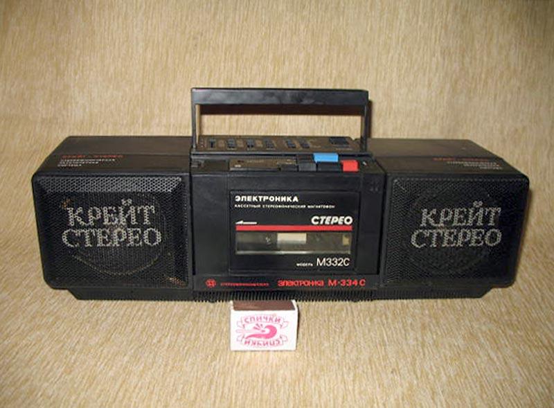 История советских кассетников (часть вторая): бум Walkman`ов, гаджет для КГБ и магнитофоны-конструкторы - 21
