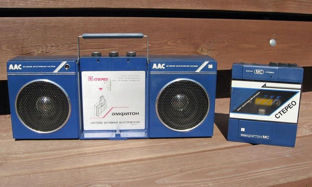 История советских кассетников (часть вторая): бум Walkman`ов, гаджет для КГБ и магнитофоны-конструкторы - 22