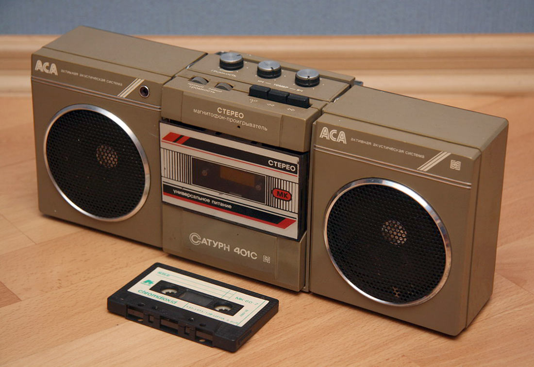 История советских кассетников (часть вторая): бум Walkman`ов, гаджет для КГБ и магнитофоны-конструкторы - 25