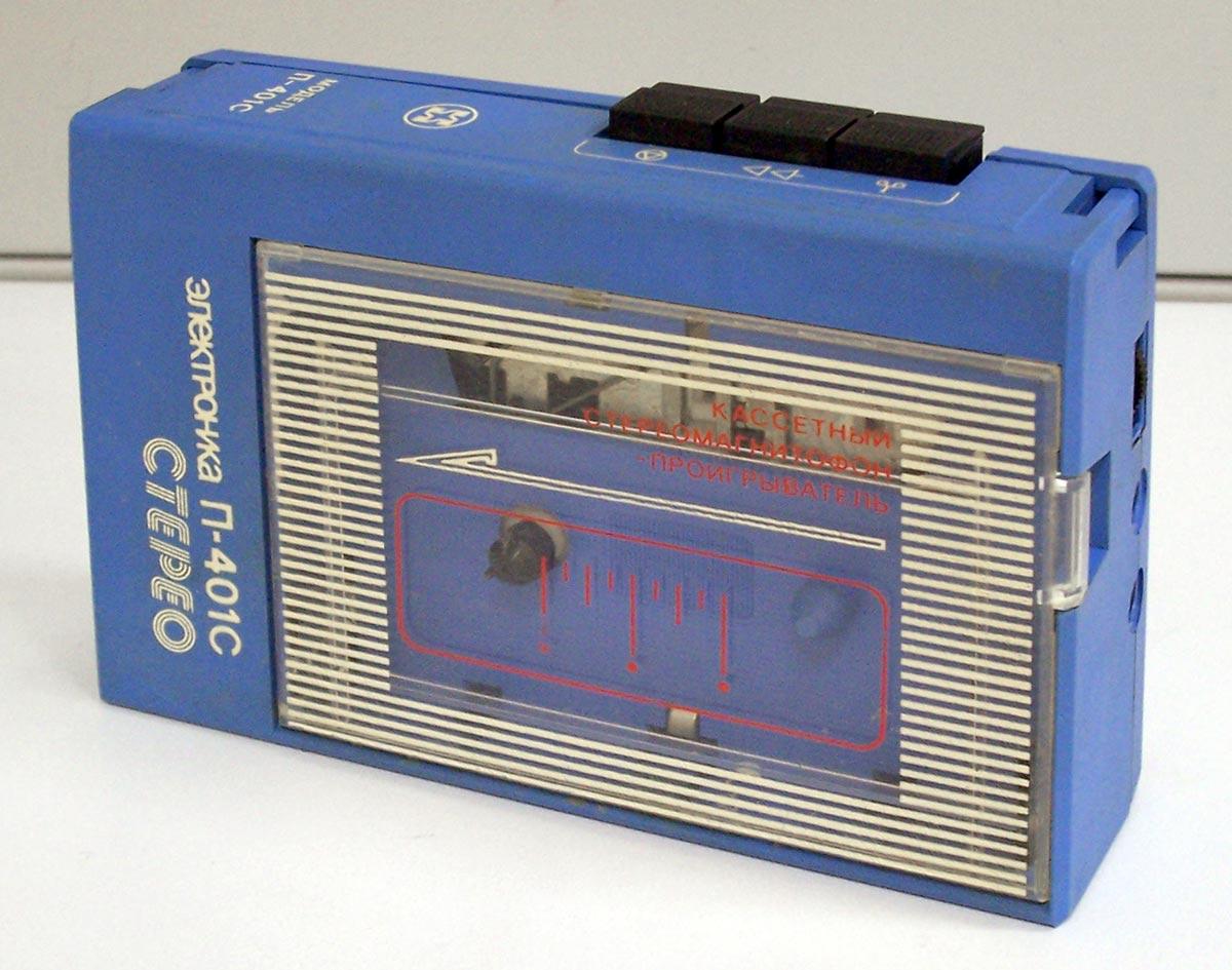 История советских кассетников (часть вторая): бум Walkman`ов, гаджет для КГБ и магнитофоны-конструкторы - 6
