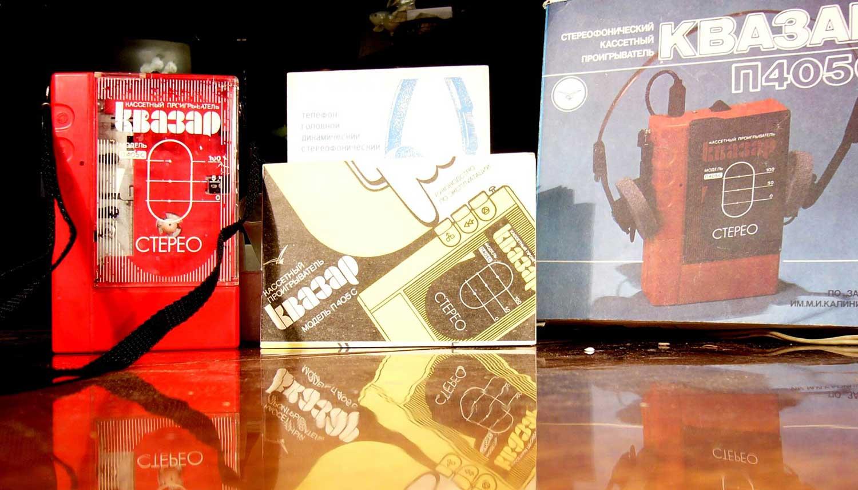 История советских кассетников (часть вторая): бум Walkman`ов, гаджет для КГБ и магнитофоны-конструкторы - 7