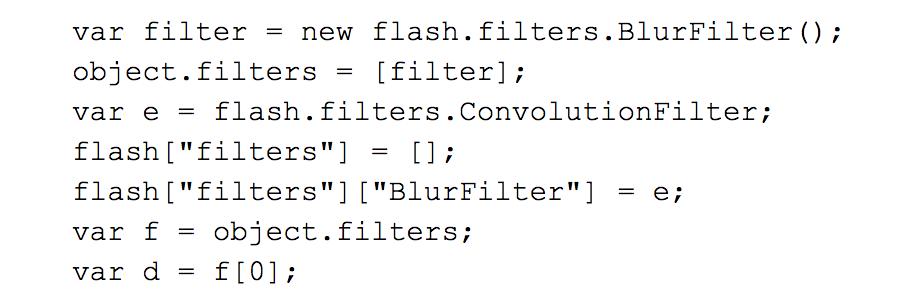 Идеальный баг: Использование Путаницы Типов в Flash. Часть 1 - 1