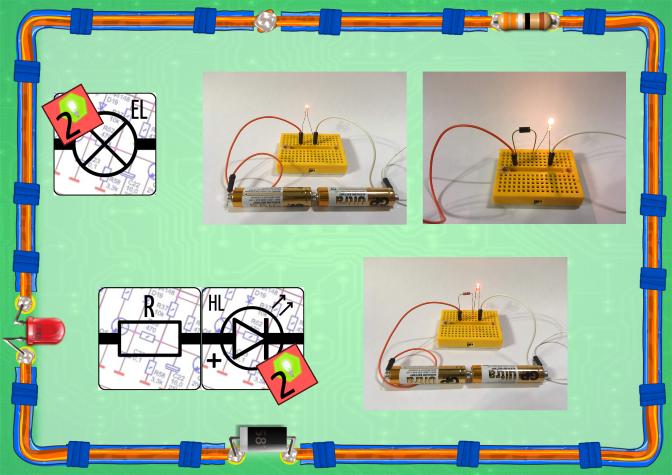 Картонный движок для электротехнической настольной игры. Как мы приближали его к реальности - 2