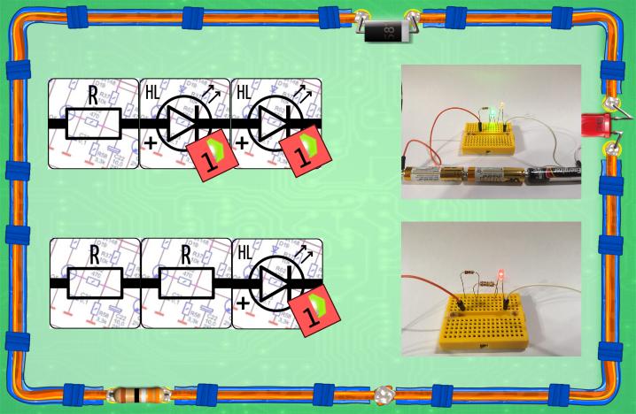 Картонный движок для электротехнической настольной игры. Как мы приближали его к реальности - 4