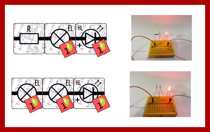 Картонный движок для электротехнической настольной игры. Как мы приближали его к реальности - 5