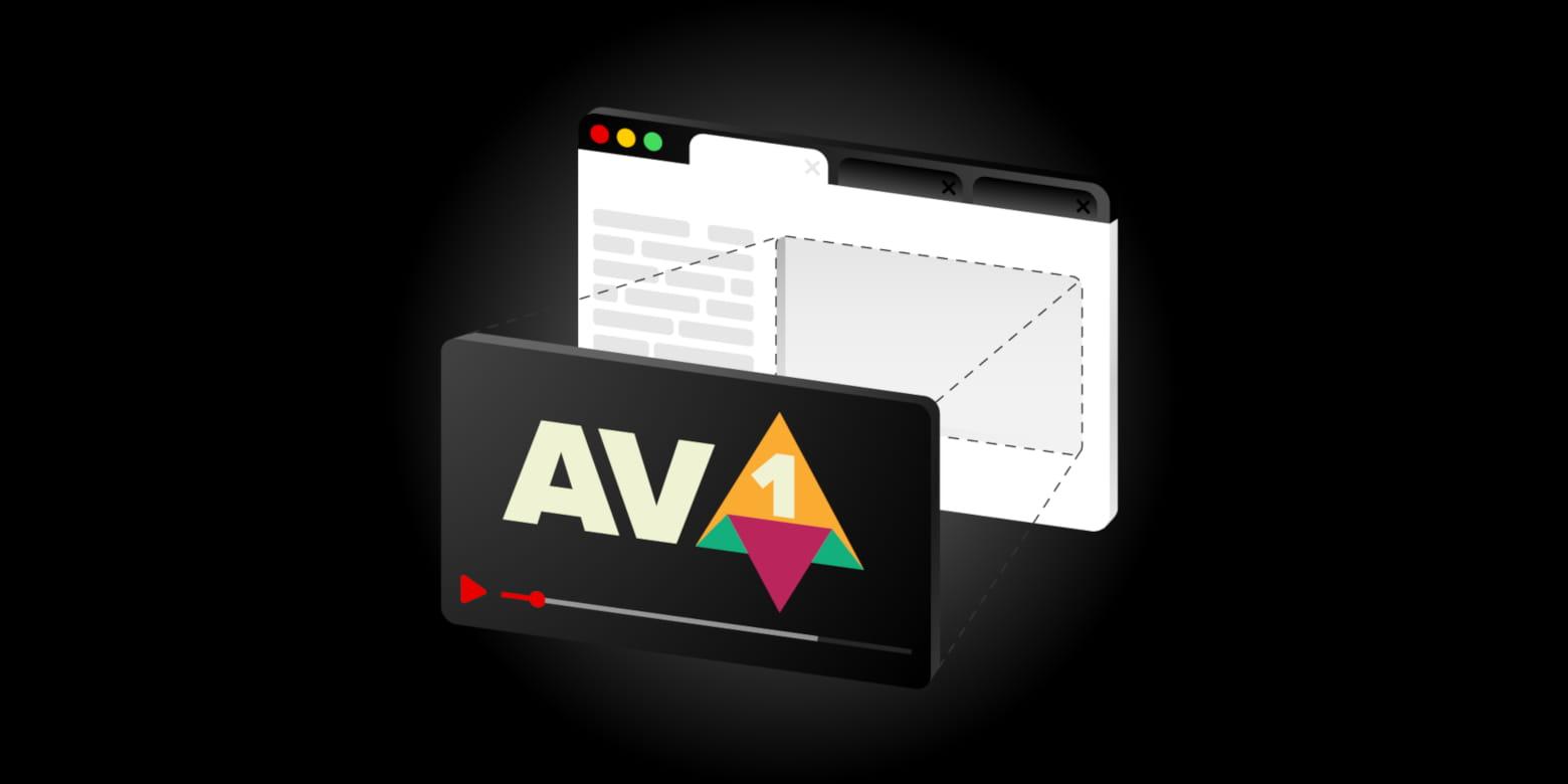 AV1 в браузере