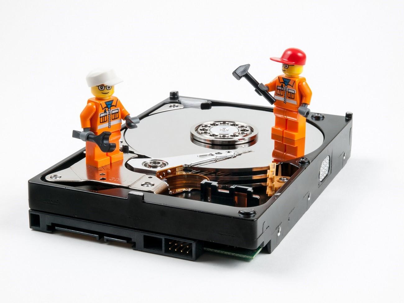 Почему HDD стали реже выходить из строя - 1