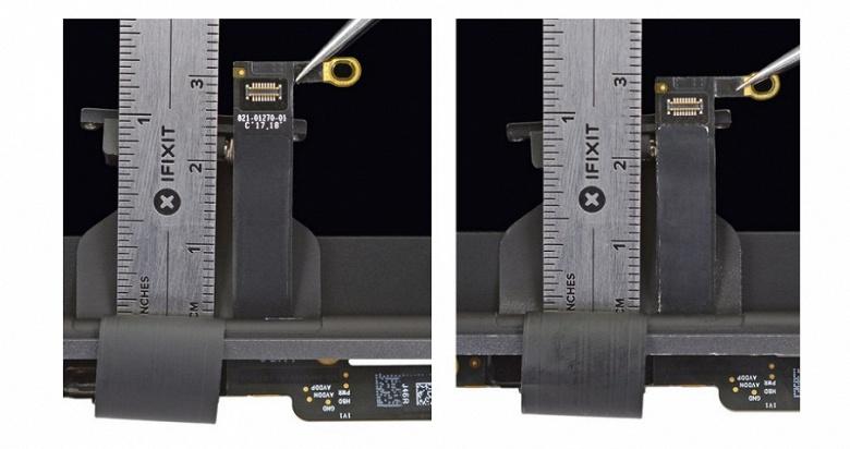 Похоже, Apple тайком решила проблему Flexgate в ноутбуках MacBook Pro