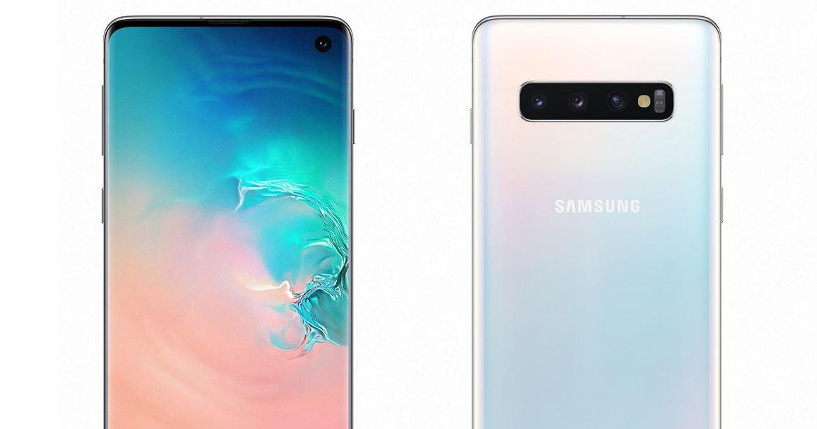 Samsung Galaxy S10 принял фото за хозяина
