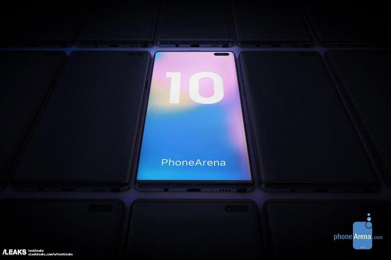 Будущий флагман Samsung Galaxy Note 10 предстал на качественных рендерах