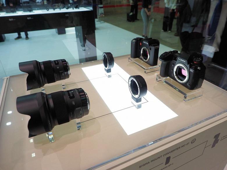 Будут и «родные». Назван срок выпуска объективов Sigma, изначально спроектированных для беззеркальных камер с креплением L