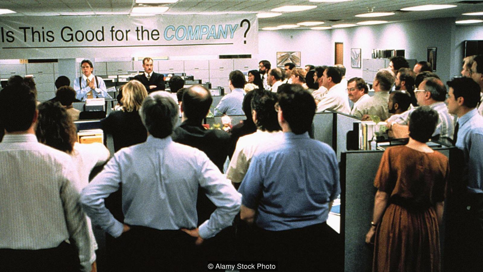 Фильму «Офисное пространство» 20 лет: как он изменил наши рабочие места - 2