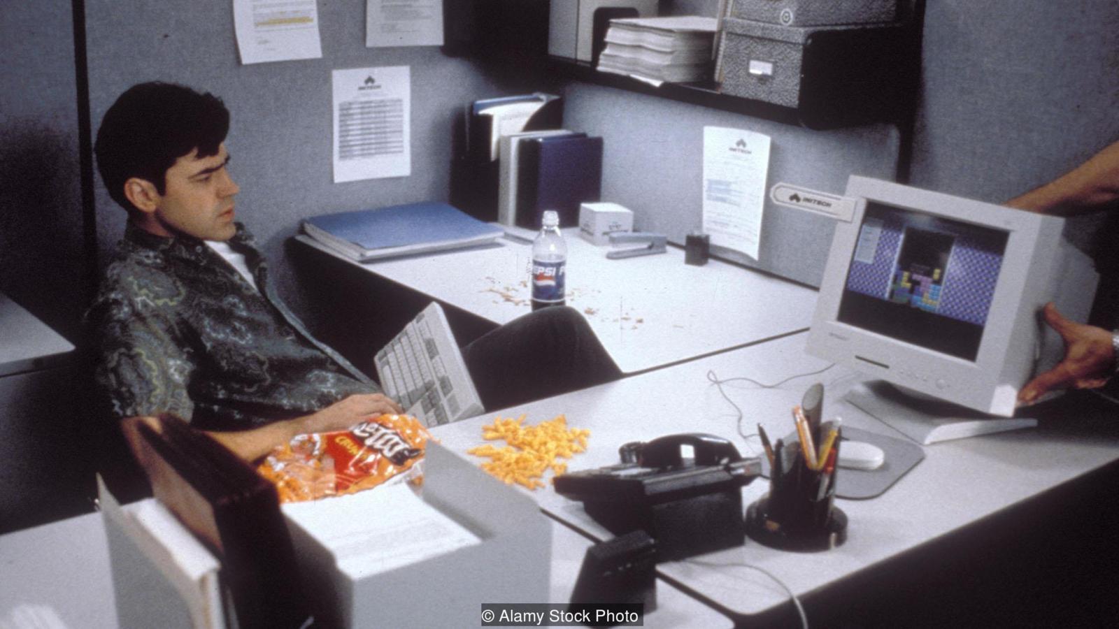 Фильму «Офисное пространство» 20 лет: как он изменил наши рабочие места - 3