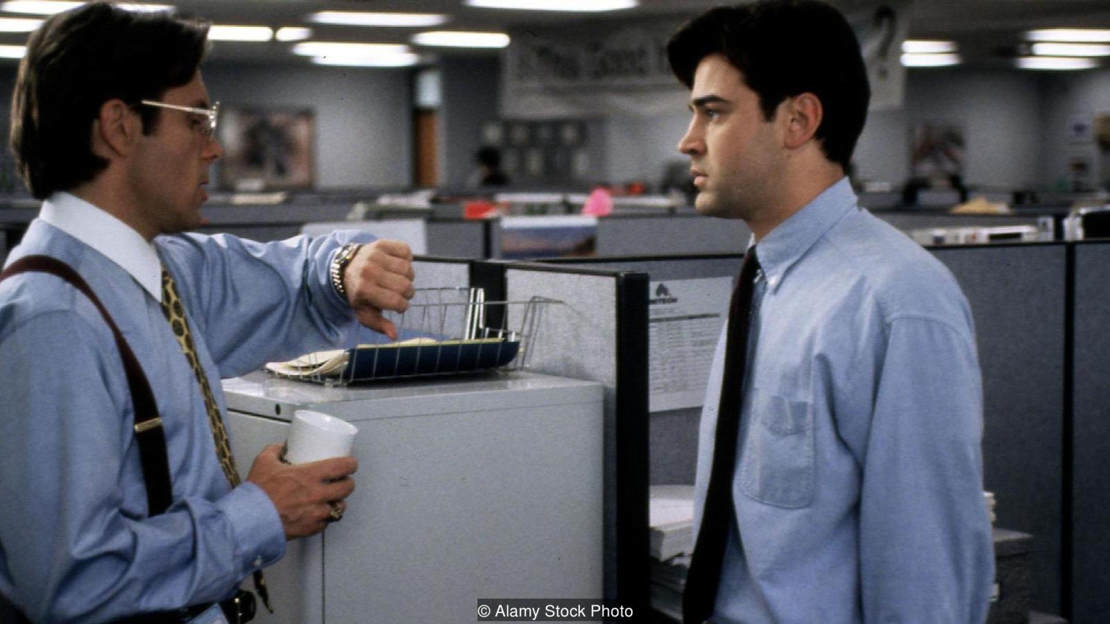 Фильму «Офисное пространство» 20 лет: как он изменил наши рабочие места - 4