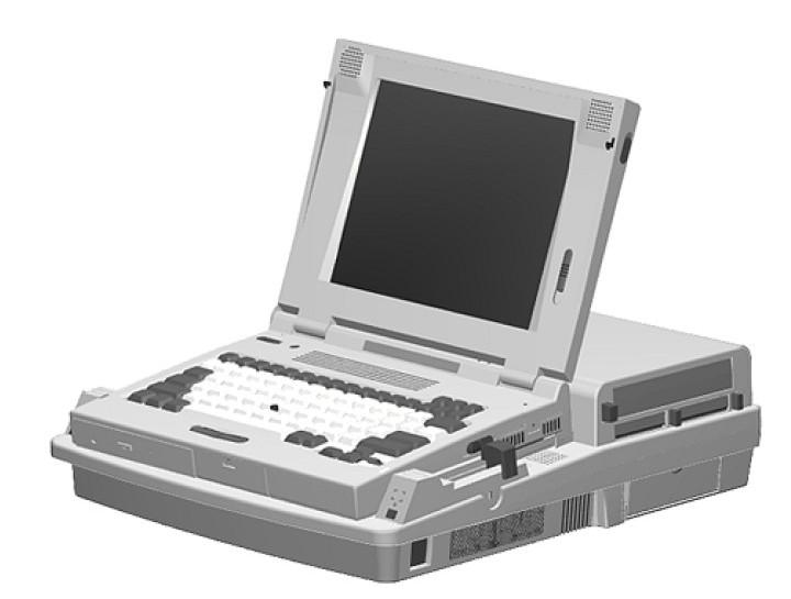 Ноутбук Compaq LTE 5000, часть вторая c половиной — бонусная - 1