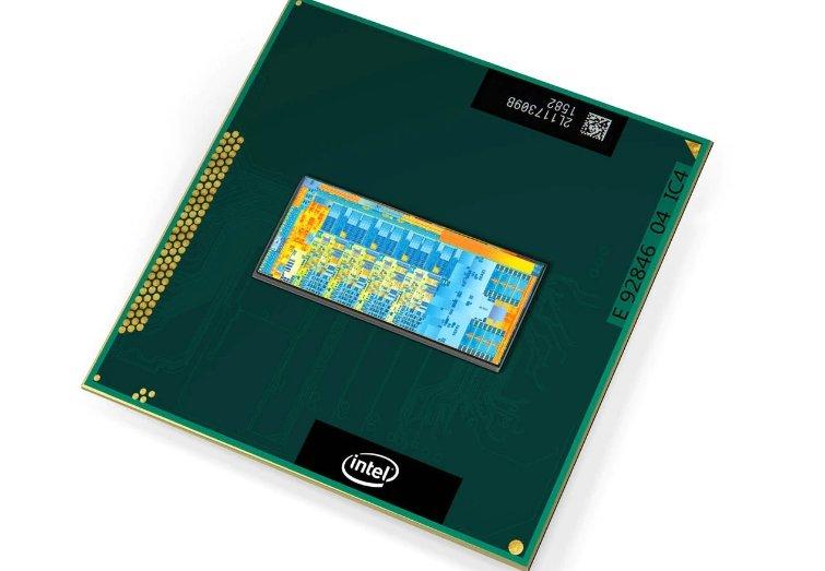 Новый мобильный процессор Intel Core i7-9750H представят в апреле