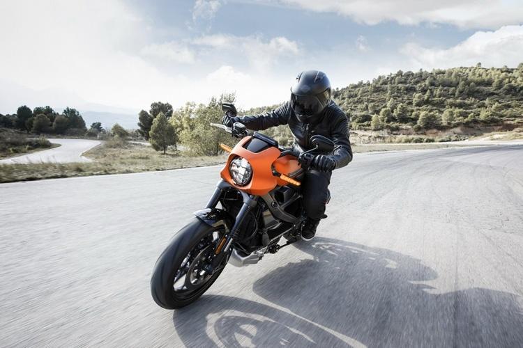 Объявлены финальные характеристики электрического мотоцикла Harley-Davidson