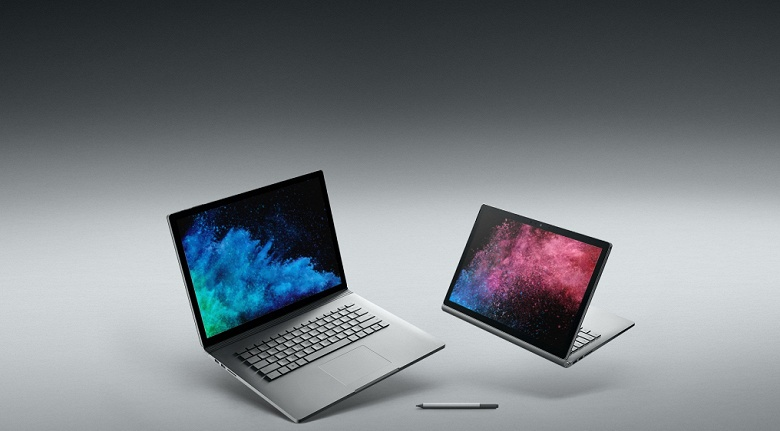 Отличная замена: обновлённый ноутбук Microsoft Surface Book 2 получит четырёхъядерный CPU вместо двухъядерного без подорожания