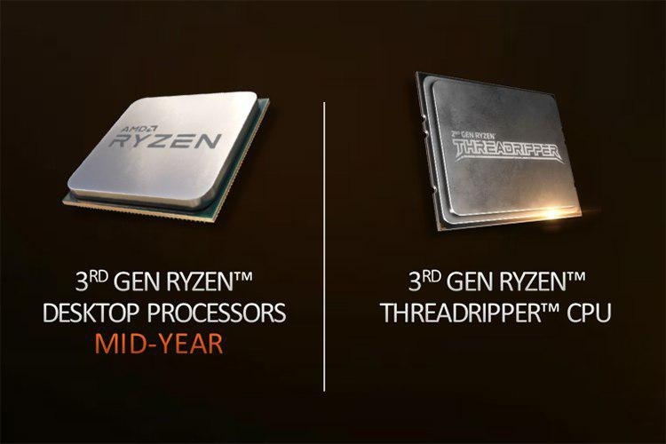 AMD обещает выпустить Ryzen Threadripper с микроархитектурой Zen 2 в 2019 году