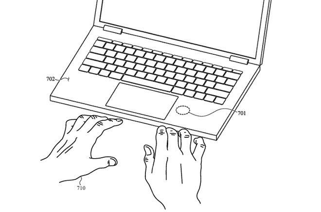Apple может оснастить ноутбуки MacBook датчиком пульса, как в умных часах