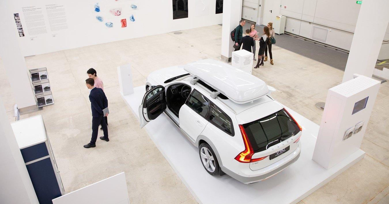 Volvo начала борьбу с засильем пластика на Земле