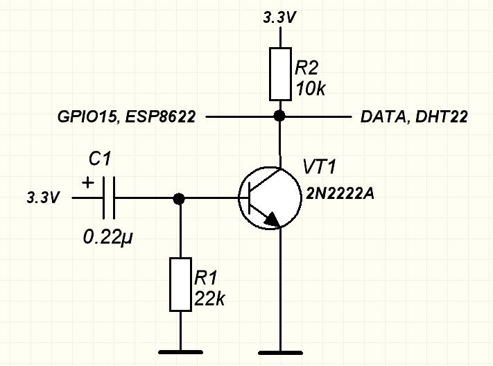 Два в одном: программируемый по Wi-Fi монитор качества воздуха и стрелочные часы - 3