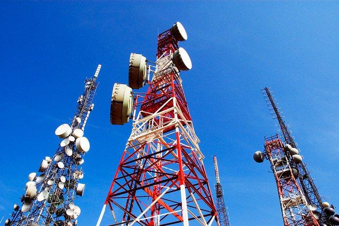 В России работают более 700 тыс. базовых станций операторов «большой четверки»