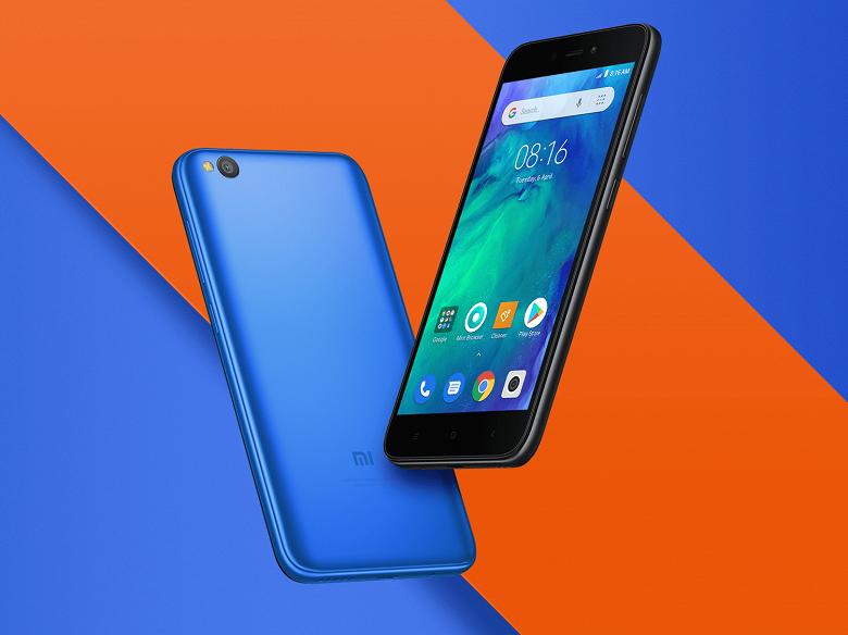 Самый доступный смартфон Xiaomi приехал в Россию