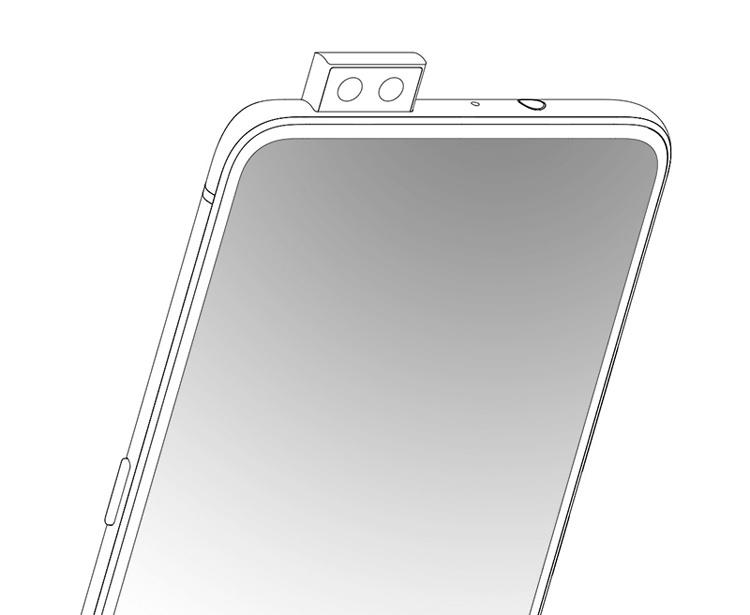 Vivo размышляет над смартфоном с двойной камерой-перископом