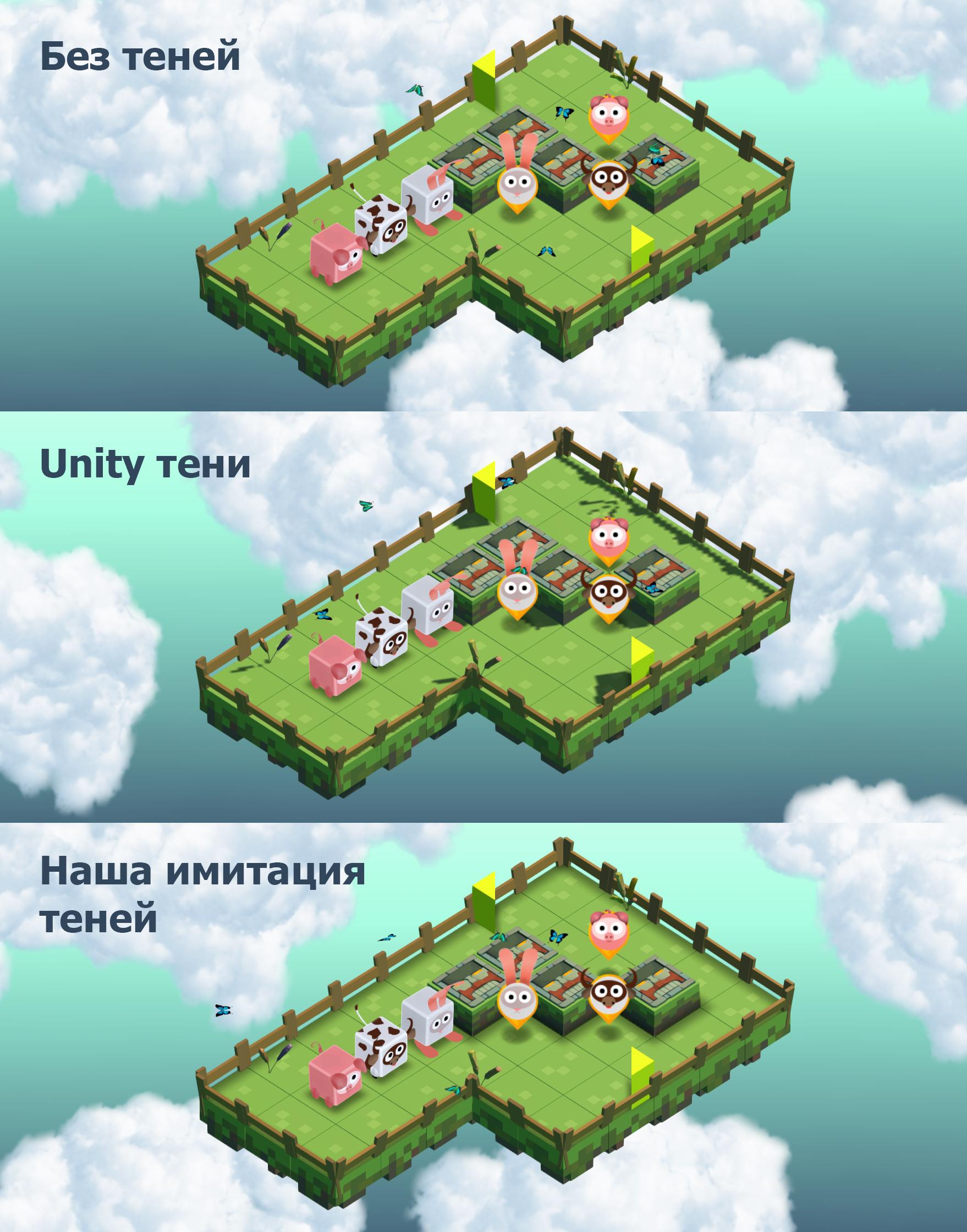 Наша с девушкой первая видеоигра. Разработка на Unity. Часть 1 - 6