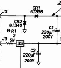 Переделка БП компьютера IBM 5150 модели А на 230 В - 3