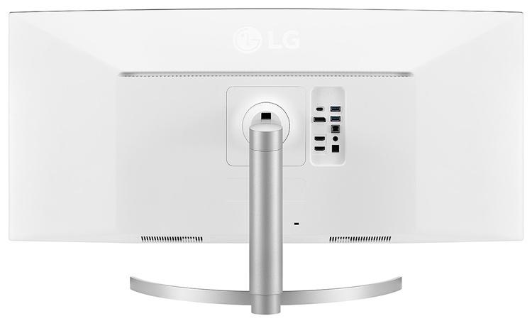 Изогнутый монитор LG 34WK95C-W наделён портом USB Type-C