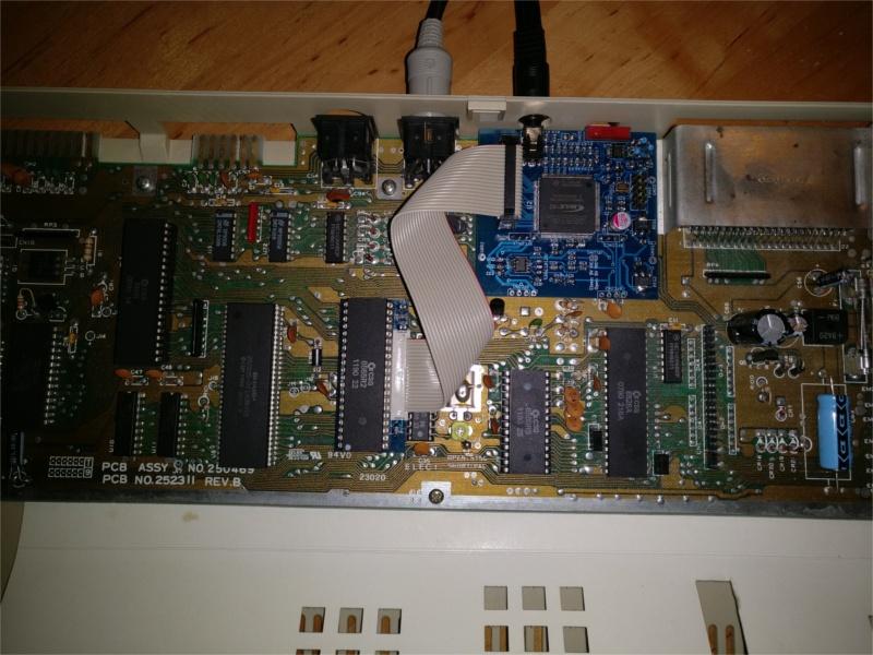 Вытащить YPbPr из Commodore 64 - 1