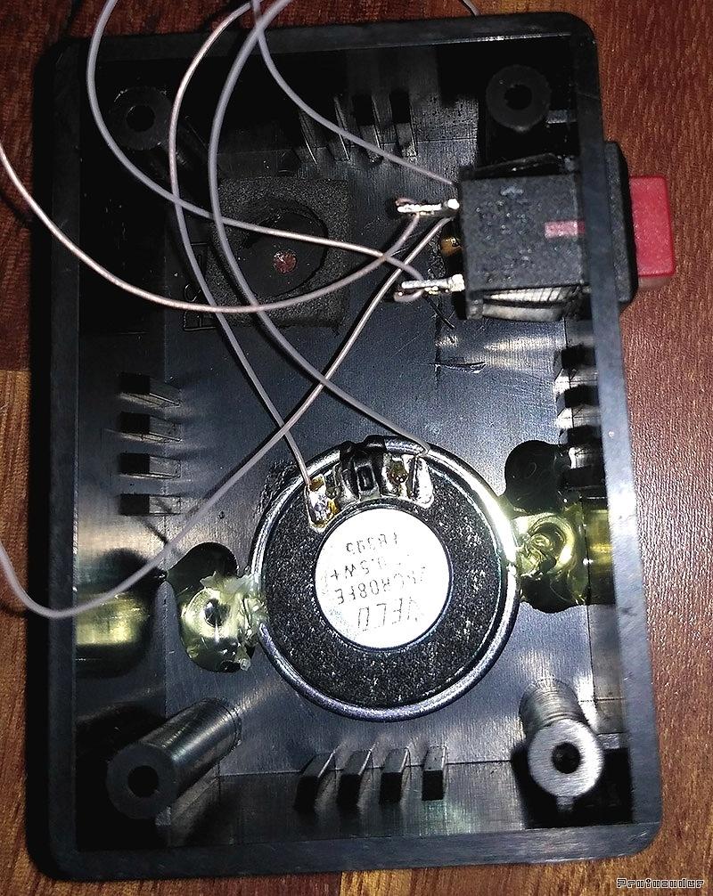Ностальгия по Half Life — создаем приставку для радиостанции для получения голоса и звука окончания в стиле комбайнов - 9